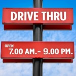 Success at the drive thru may be a factor to consider when choosing a franchising partner